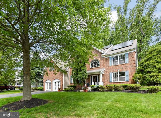4 Woodfield Court, PRINCETON, NJ 08540 (#NJSO112898) :: Talbot Greenya Group