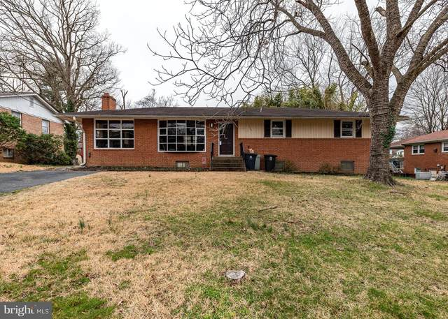 6003 Darel Street, SUITLAND, MD 20746 (#MDPG561424) :: The Bob & Ronna Group