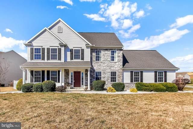 797 Rishel Drive, YORK, PA 17406 (#PAYK134648) :: The Joy Daniels Real Estate Group