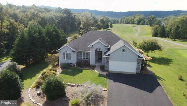 532 Wampum, HEDGESVILLE, WV 25427 (#WVBE175480) :: The Licata Group/Keller Williams Realty
