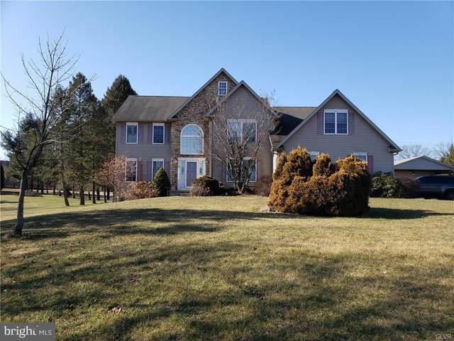 82 Werley Road, ALLENTOWN, PA 18104 (#PALH113660) :: ExecuHome Realty