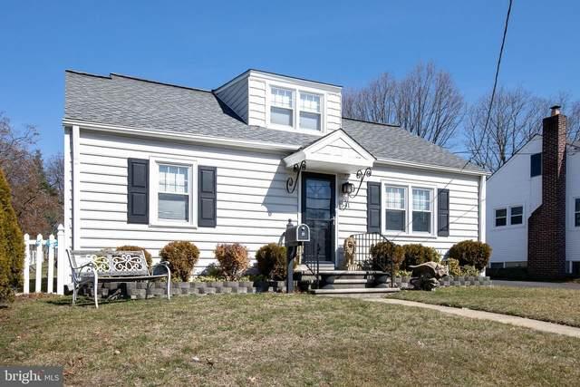 1541 Oak Avenue, HADDON HEIGHTS, NJ 08035 (#NJCD388818) :: Bob Lucido Team of Keller Williams Integrity