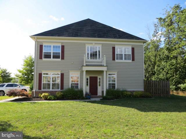 124 Carnoustie Lane, STEPHENS CITY, VA 22655 (#VAFV156128) :: Dart Homes