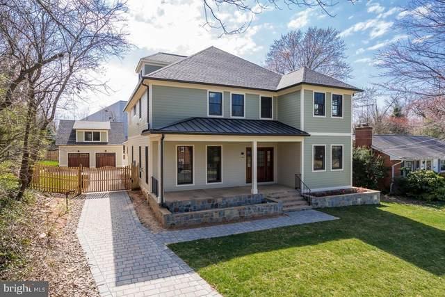 920 N Quesada Street, ARLINGTON, VA 22205 (#VAAR159968) :: City Smart Living