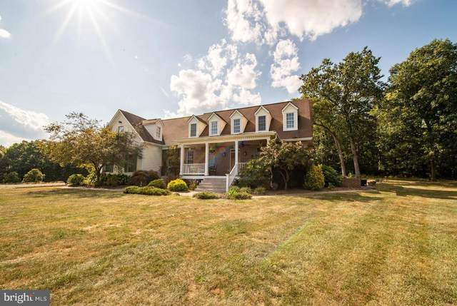 445 Slate Lane, STEPHENSON, VA 22656 (#VAFV156132) :: The MD Home Team