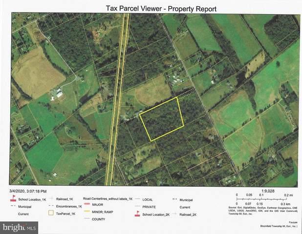 TBD Weaversville Rd, BEALETON, VA 22712 (#VAFQ164518) :: AJ Team Realty