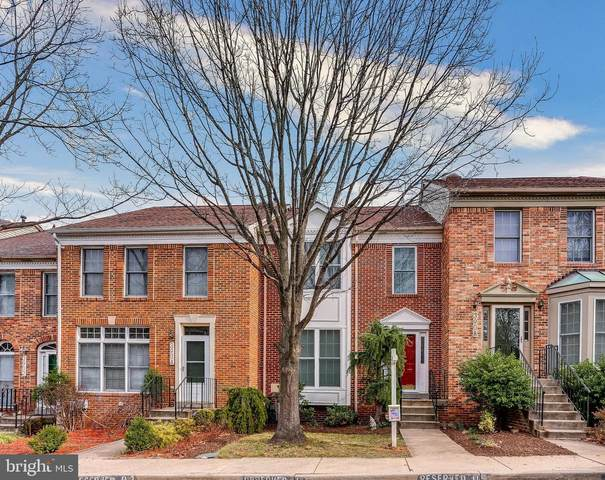 3906 Ballet Way, BURTONSVILLE, MD 20866 (#MDMC698708) :: The Licata Group/Keller Williams Realty