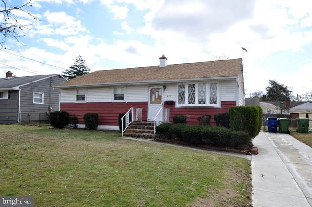 412 W Henry Street, PALMYRA, NJ 08065 (#NJBL368432) :: John Smith Real Estate Group