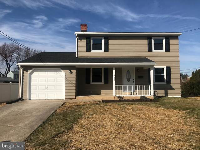 303 April Drive, CAMP HILL, PA 17011 (#PACB122090) :: The Joy Daniels Real Estate Group