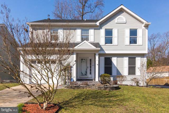 7858 Golden Pine Circle, SEVERN, MD 21144 (#MDAA427742) :: The Miller Team