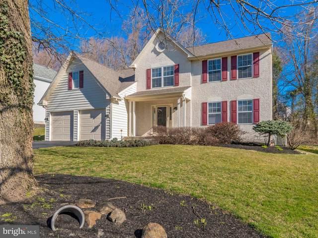 1420 Colonial Drive, GARNET VALLEY, PA 19060 (#PADE514990) :: The Matt Lenza Real Estate Team