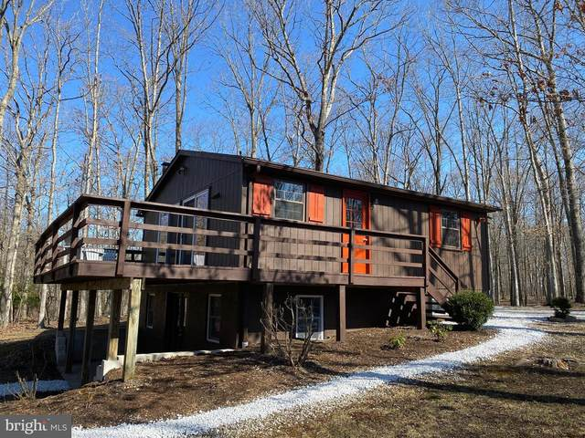 226 Cabin Drive, HEDGESVILLE, WV 25427 (#WVBE175502) :: Pearson Smith Realty