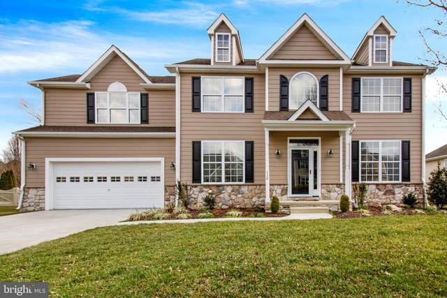 110 Carriage Drive, MILTON, DE 19968 (#DESU157534) :: The Allison Stine Team