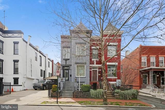 10 Randolph Place NW, WASHINGTON, DC 20001 (#DCDC461018) :: Gail Nyman Group