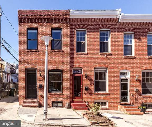 1452 Boyle Street, BALTIMORE, MD 21230 (#MDBA503044) :: Talbot Greenya Group