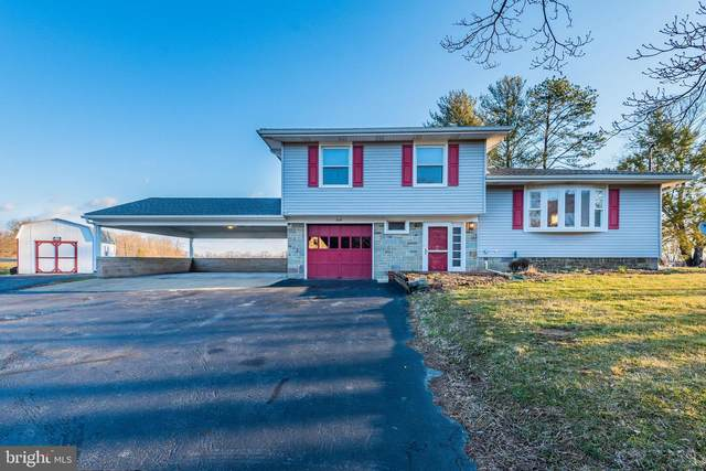 208 W Pine Street, MOUNT HOLLY SPRINGS, PA 17065 (#PACB122112) :: The Heather Neidlinger Team With Berkshire Hathaway HomeServices Homesale Realty