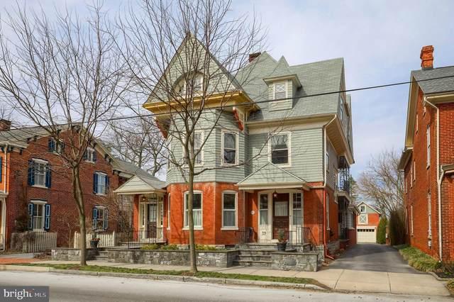 39 E Main Street, STRASBURG, PA 17579 (#PALA159942) :: The Craig Hartranft Team, Berkshire Hathaway Homesale Realty