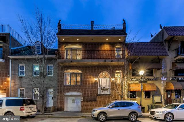 213 S High Street, BALTIMORE, MD 21202 (#MDBA503052) :: Ultimate Selling Team
