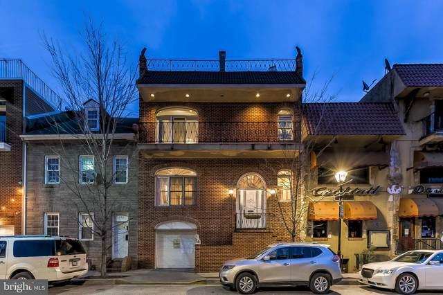 213 S High Street, BALTIMORE, MD 21202 (#MDBA503052) :: Crossman & Co. Real Estate