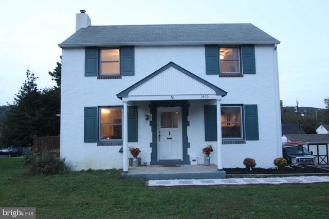 1405 Olive Street, COATESVILLE, PA 19320 (#PACT501358) :: The Dailey Group