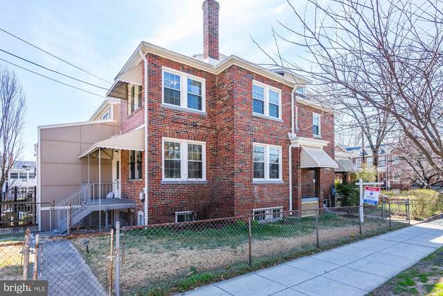 3860 Calvert Street NW, WASHINGTON, DC 20007 (#DCDC461038) :: The Licata Group/Keller Williams Realty