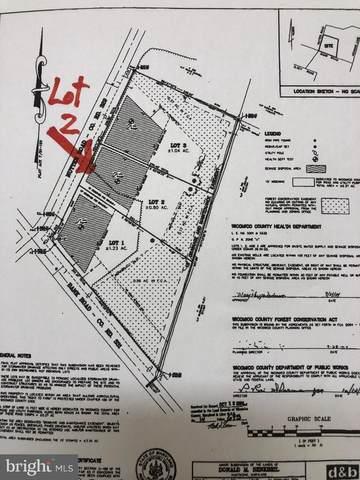 00-LOT 2 Nutter Road, NANTICOKE, MD 21840 (#MDWC107306) :: AJ Team Realty