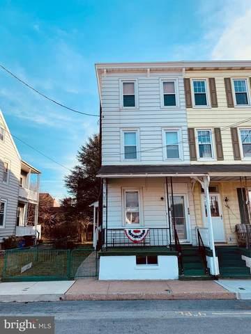 228 Washington Street, HAMBURG, PA 19526 (#PABK355364) :: Ramus Realty Group