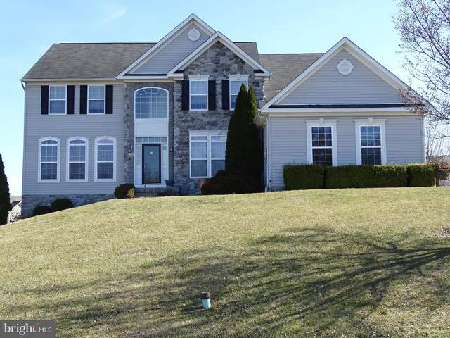 90 Sydney Court, HANOVER, PA 17331 (#PAYK134734) :: The Joy Daniels Real Estate Group