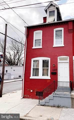120 New Dorwart Street, LANCASTER, PA 17603 (#PALA159956) :: Iron Valley Real Estate
