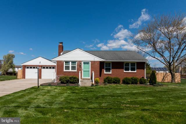 5714 Butterfly Lane, FREDERICK, MD 21703 (#MDFR260994) :: The MD Home Team