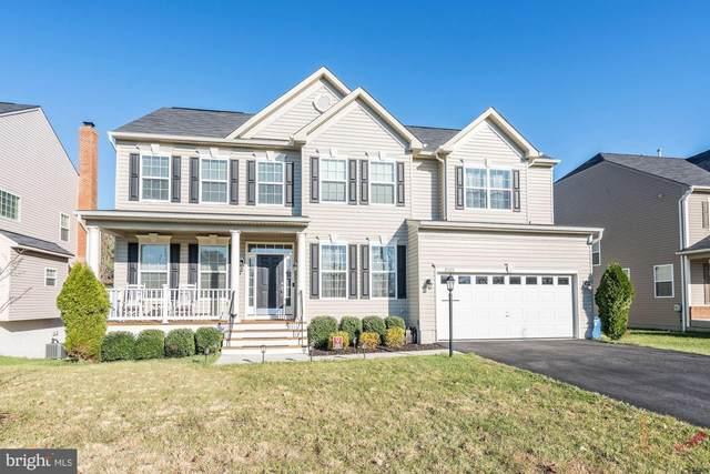 9505 Spring Hill Farm Way, MANASSAS, VA 20111 (#VAPW489382) :: Network Realty Group
