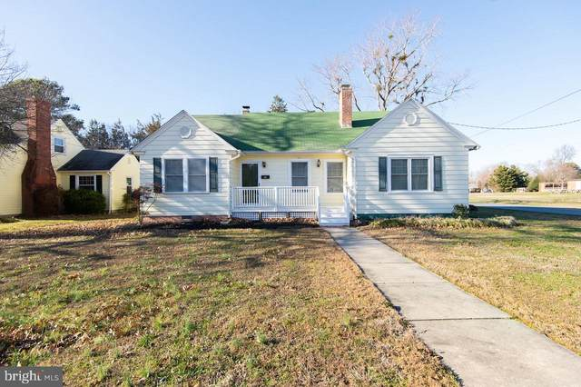 301 Talbot Ave Avenue, CAMBRIDGE, MD 21613 (#MDDO125116) :: AJ Team Realty