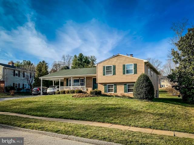 1210 Clearfield Circle, LUTHERVILLE TIMONIUM, MD 21093 (#MDBC487740) :: Revol Real Estate