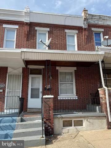 5318 Hedge Street, PHILADELPHIA, PA 19124 (#PAPH880242) :: Keller Williams Realty - Matt Fetick Team