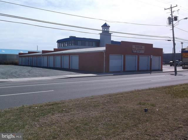 813 - 817 W. Main St, CRISFIELD, MD 21817 (#MDSO103288) :: Brandon Brittingham's Team