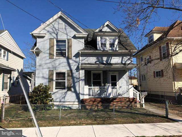 809 N 4TH Street, MILLVILLE, NJ 08332 (#NJCB125950) :: Daunno Realty Services, LLC