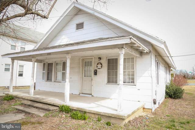 535 Wailes Street, SALISBURY, MD 21804 (#MDWC107310) :: McClain-Williamson Realty, LLC.