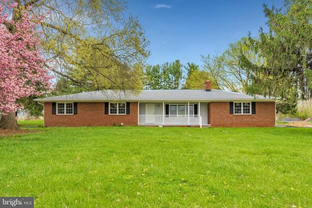 9215 Baltimore National Pike, MIDDLETOWN, MD 21769 (#MDFR261020) :: Jim Bass Group of Real Estate Teams, LLC