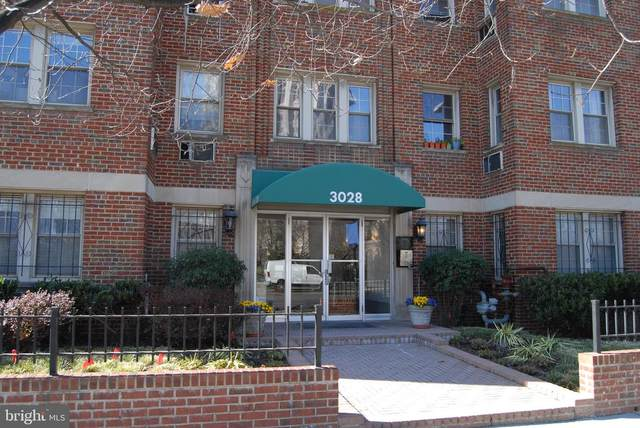 3028 NW Wisconsin Avenue NW #206, WASHINGTON, DC 20016 (#DCDC461110) :: Coleman & Associates