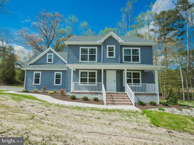 36832 Red Berry Road, DELMAR, DE 19940 (#DESU157606) :: Lee Tessier Team