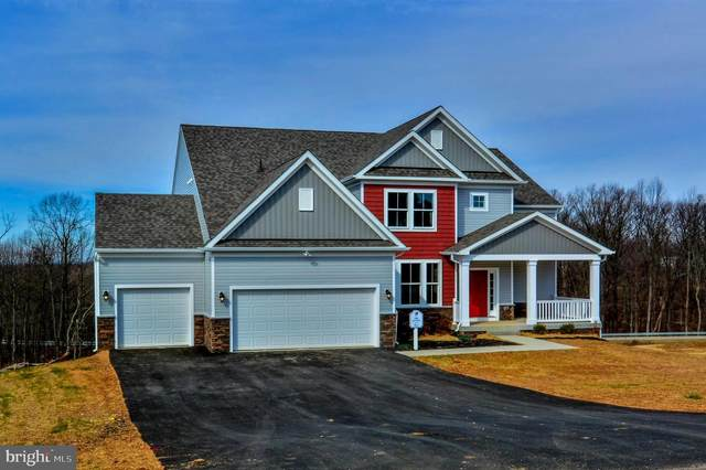 14114 Four County Drive, MOUNT AIRY, MD 21771 (#MDFR261024) :: Gail Nyman Group