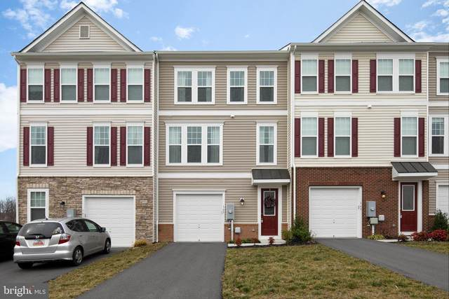 163 Solara Drive, WINCHESTER, VA 22602 (#VAFV156164) :: The Licata Group/Keller Williams Realty