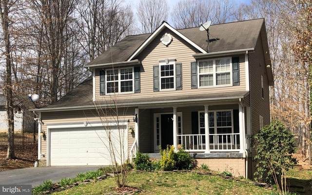 23 Cresthill Court, RUTHER GLEN, VA 22546 (#VACV121770) :: Network Realty Group