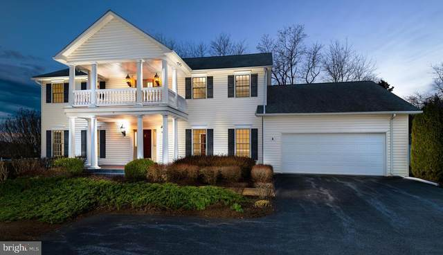 754 Fairview Circle, WOODSTOCK, VA 22664 (#VASH118642) :: Peter Knapp Realty Group