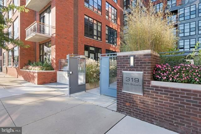 317 Vine Street #201, PHILADELPHIA, PA 19106 (#PAPH880608) :: The Matt Lenza Real Estate Team