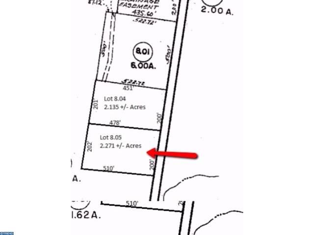 L: 8.05 Woodstown Road, PILESGROVE, NJ 08098 (#NJSA137526) :: Daunno Realty Services, LLC