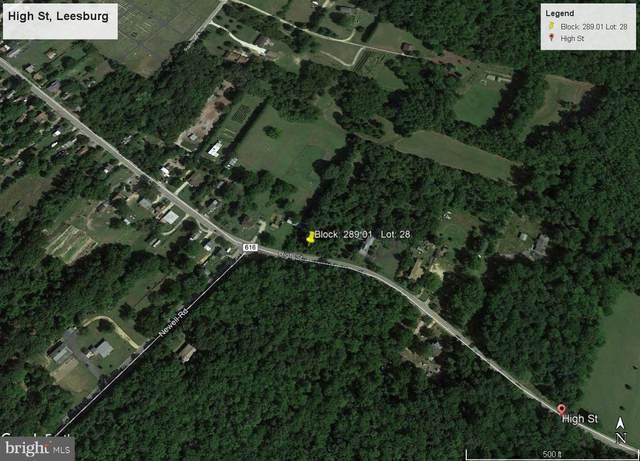 0 HIGH Street, LEESBURG, NJ 08327 (#NJCB125960) :: Daunno Realty Services, LLC