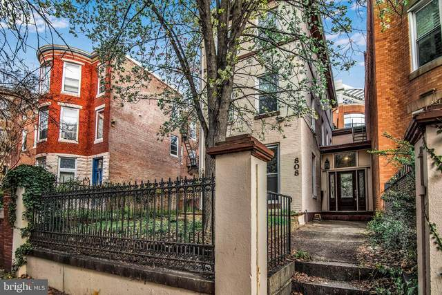 808 Hollins Street, BALTIMORE, MD 21201 (#MDBA503210) :: Bruce & Tanya and Associates