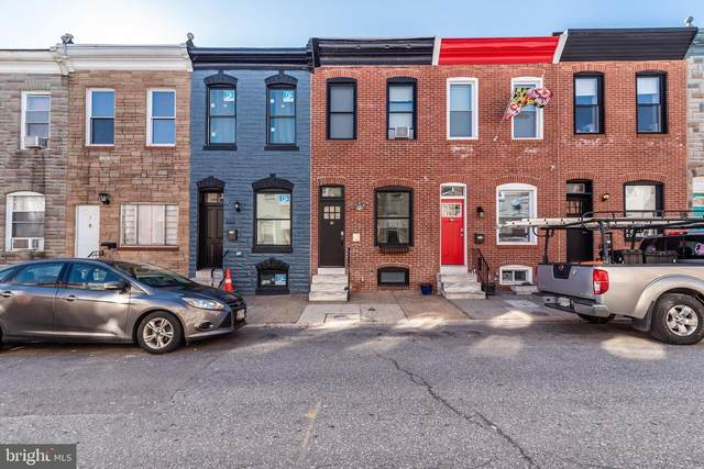 124 N Curley Street, BALTIMORE, MD 21224 (#MDBA503220) :: City Smart Living