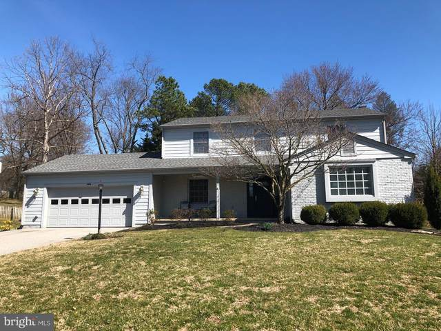 327 Tunstall Court, SEVERNA PARK, MD 21146 (#MDAA427948) :: Keller Williams Flagship of Maryland